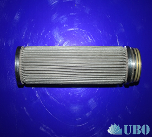 pleated oil filters