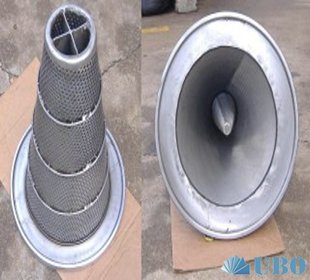 Stainless Steel Cone Strainer