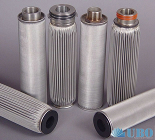 sinter metal powder filter