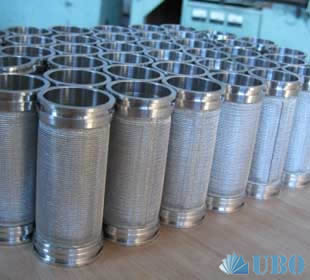 Metal Sintered Powder Filter tube