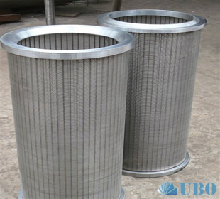 wedge wire screen basket