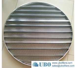 Johnson wedge wire lauter mash tun false bottom supplier